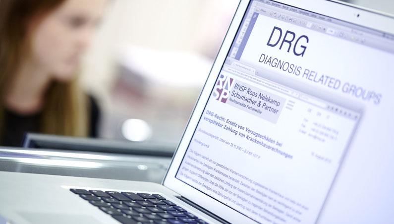 DRG: Kein Nachforderungsanspruch wegen Verwirkung
